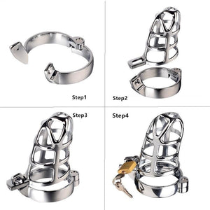 Sissy Bird Cage Chastity Device Sissy Panty Shop