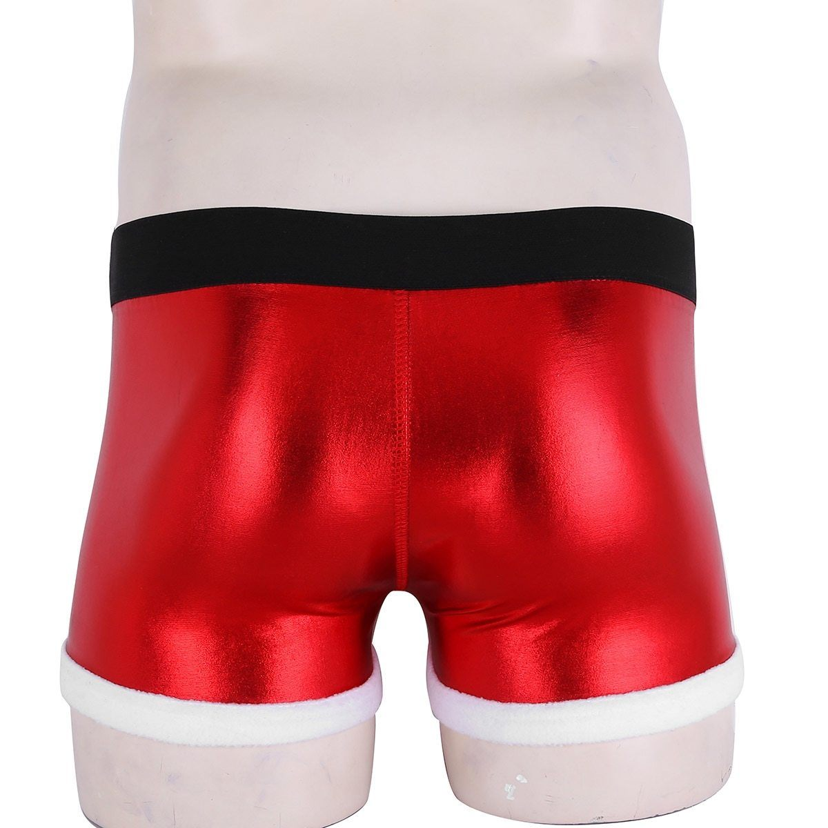 Belted Christmas Briefs Sissy Panty Shop