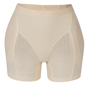 Booty Hip Enhancing Padded Panties Sissy Panty Shop beige XXL