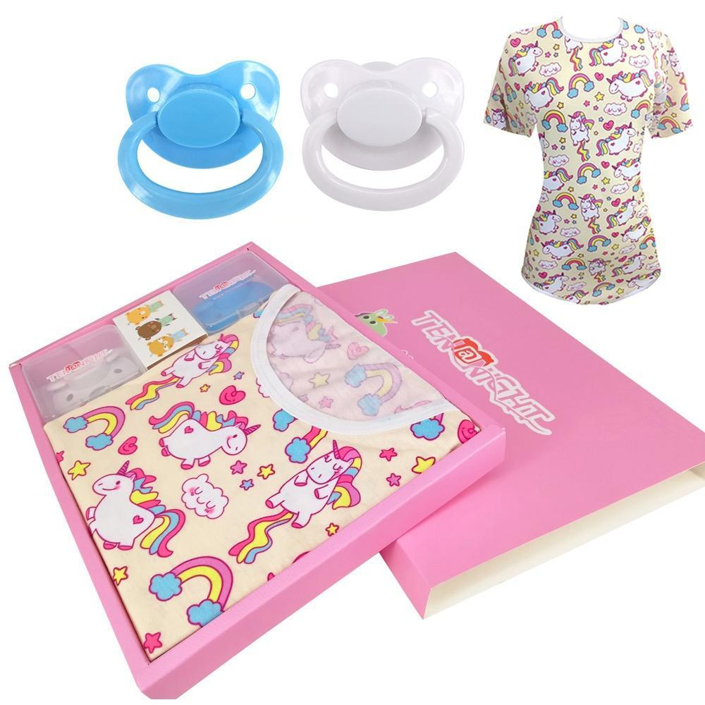 DDLG / ABDL Adult Baby Set Sissy Panty Shop