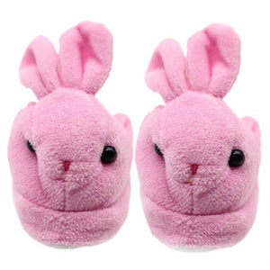 ABDL Plush Bunny Slippers (for doll) Sissy Panty Shop
