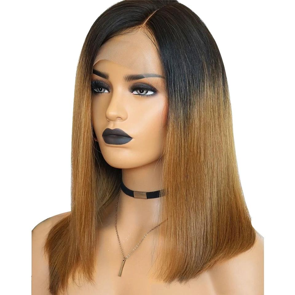 """Sissy Ingrid"" Straight Short Ombre Wig Sissy Panty Shop"