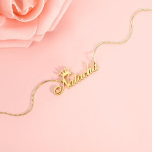 Personalized Sissy Necklace Sissy Panty Shop