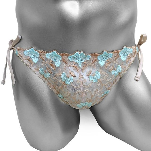 """Sissy Nina"" Panties Sissy Panty Shop Champagne One Size"