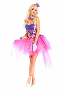 Fantasy Clown Dress Sissy Panty Shop