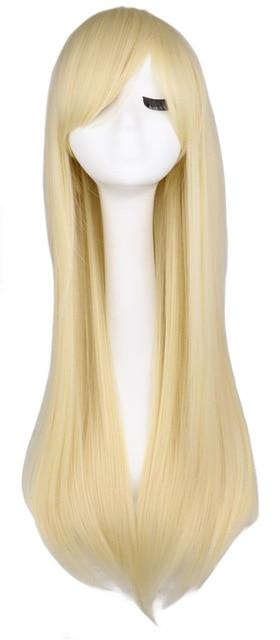 """Sissy Samantha"" Long Wig Sissy Panty Shop Blonde 28inches"