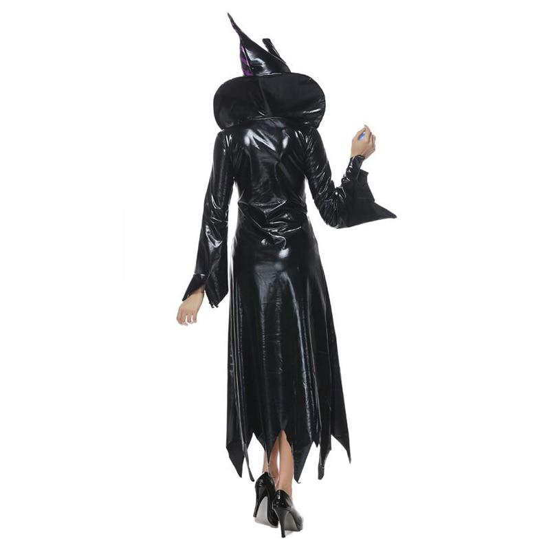 Maleficent Witch Costume Sissy Panty Shop
