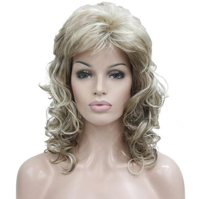 """Sissy Emily"" Wig Sissy Panty Shop Blonde 16inches"