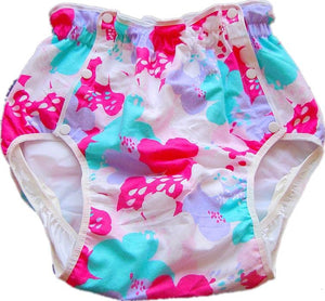 Flower Adult Baby Diaper ABDL Sissy Panty Shop