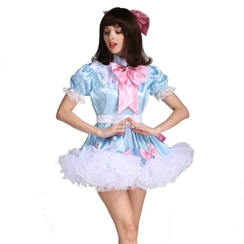 """Sissy Marilyn"" Lockable Dress Sissy Panty Shop"