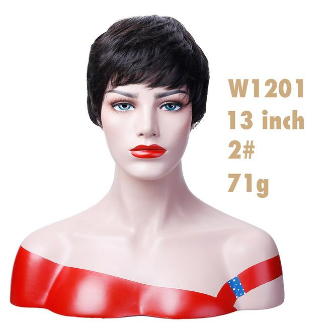 """Sissy Sandra"" Short Wig The Sissy Panty Shop #130 6inches"