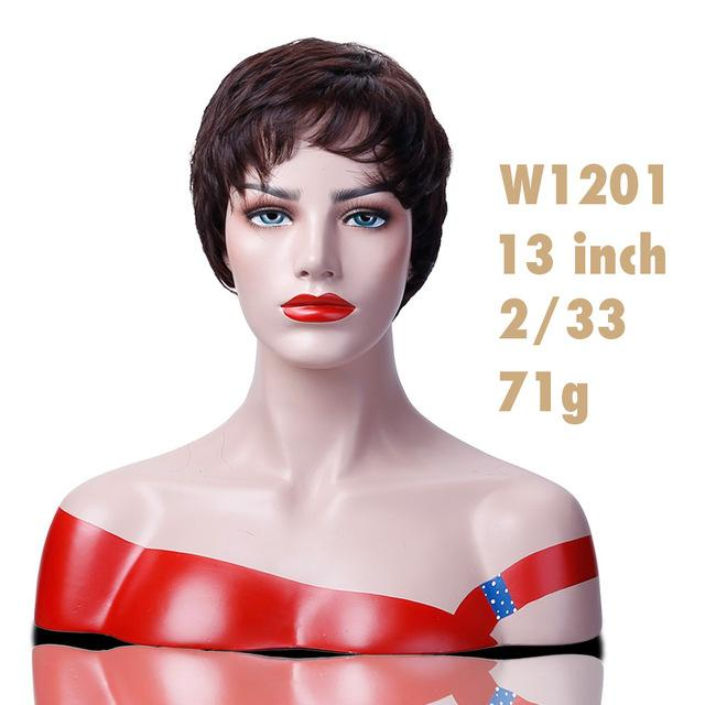 """Sissy Sandra"" Short Wig The Sissy Panty Shop #530 6inches"