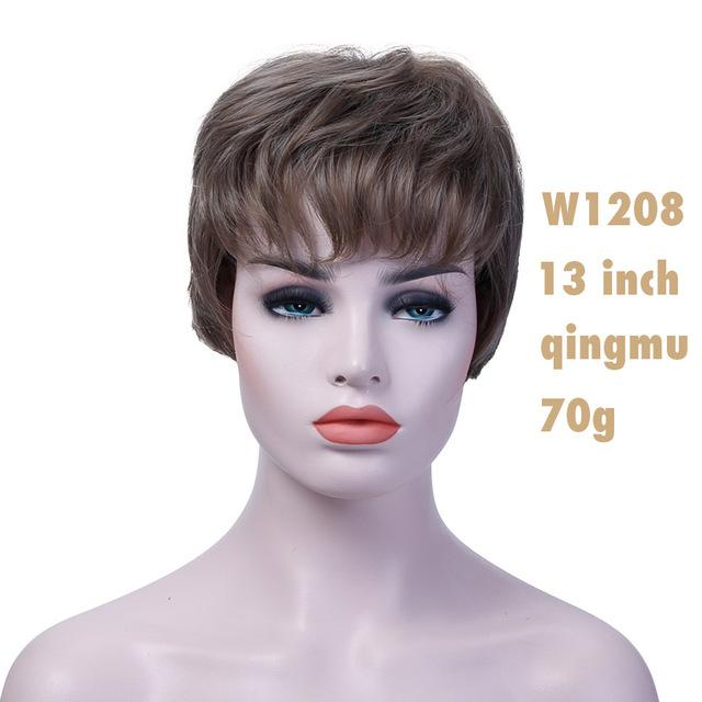 """Sissy Sandra"" Short Wig The Sissy Panty Shop #60 6inches"
