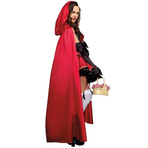 Little Red Riding Hood Costume Sissy Panty Shop