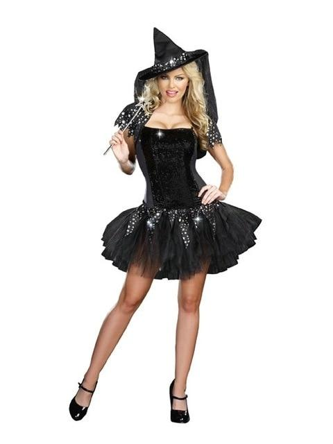 Witch Costume Sissy Panty Shop m