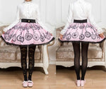 Pocket Watch Lolita Skirt Sissy Panty Shop