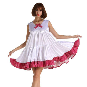 """Sissy Flor"" Lockable Maid Dress Sissy Panty Shop"