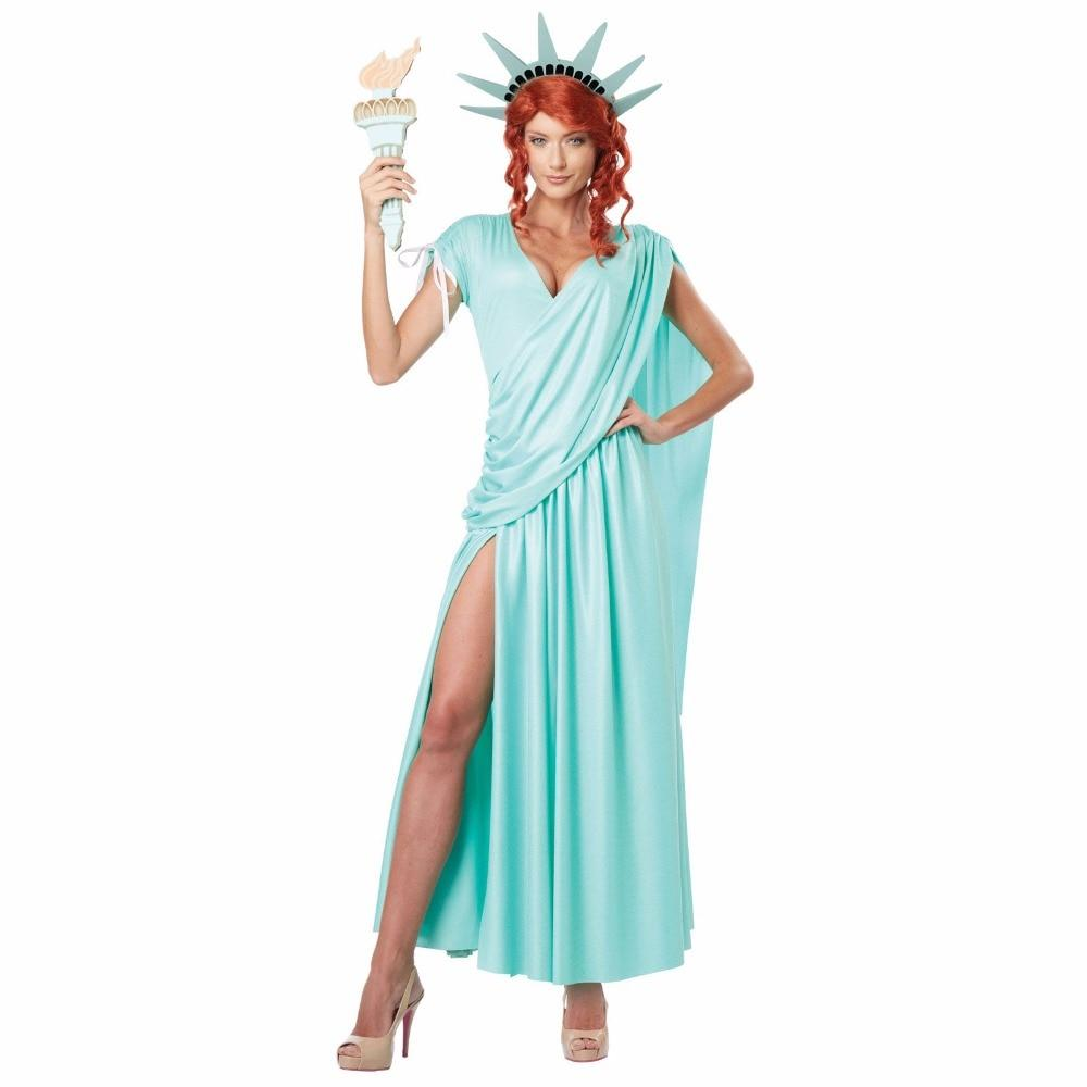Statue of Liberty Costume Sissy Panty Shop