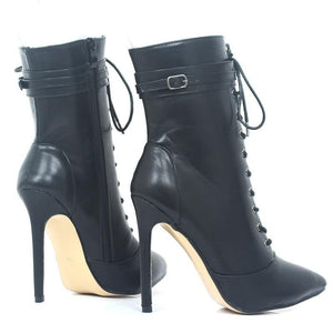 """Sissy Sharon"" Ankle Boots Sissy Panty Shop"