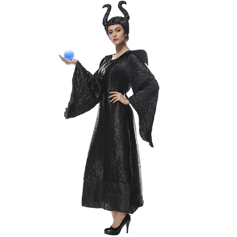 Evil Witch Maleficent Costume Sissy Panty Shop
