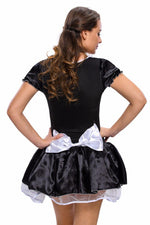 Maid Costume Sissy Panty Shop