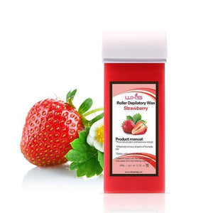Depilatory Wax Hair Removal Cream(Refill) Sissy Panty Shop Strawberry