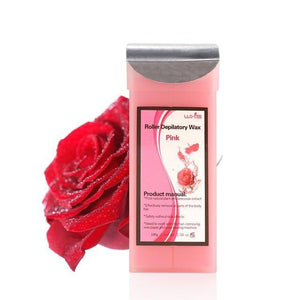 Depilatory Wax Hair Removal Cream(Refill) Sissy Panty Shop Rose