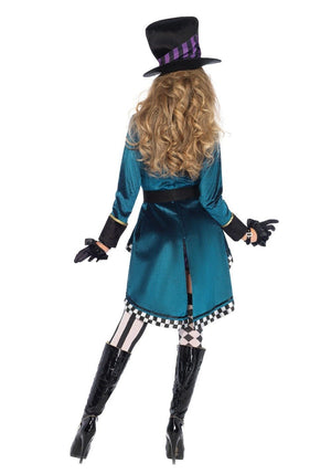 Alice in Wonderland Costume Sissy Panty Shop