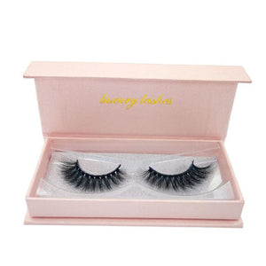 Natural Long Mink Eyelashes Sissy Panty Shop 13 mm