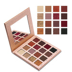 16 Color Shimmer Glitter Eyeshadow Palette Sissy Panty Shop