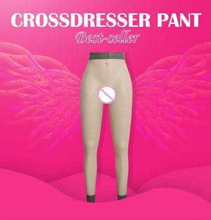 Crossdresser Fake Vagina Pants Sissy Panty Shop