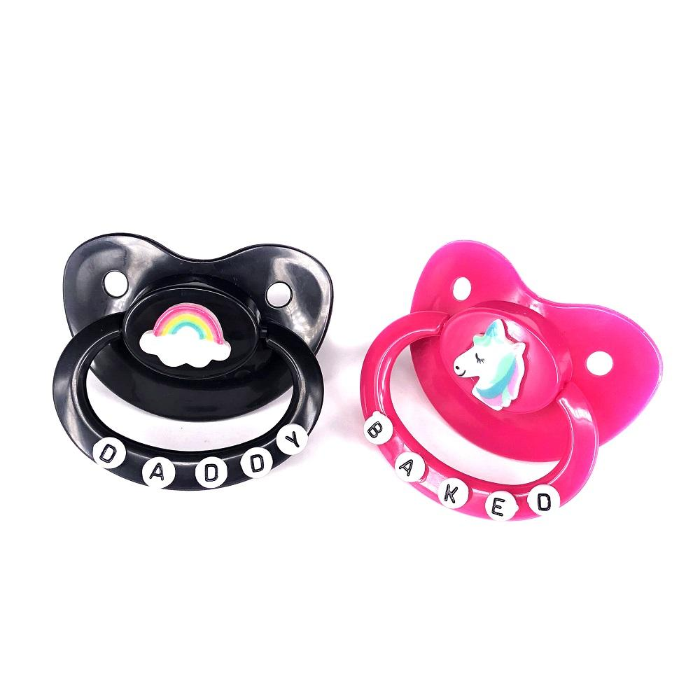 Adult Baby Pacifier ABDL Sissy Panty Shop