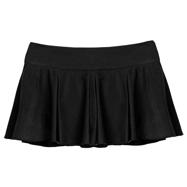Slutty Sissy Mini Skirt Sissy Panty Shop Black S