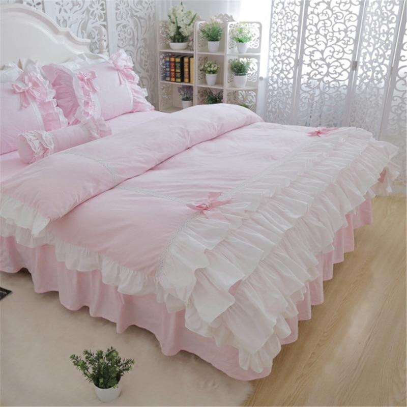 Sweet Sissy Ruffled Bedding Set Sissy Panty Shop