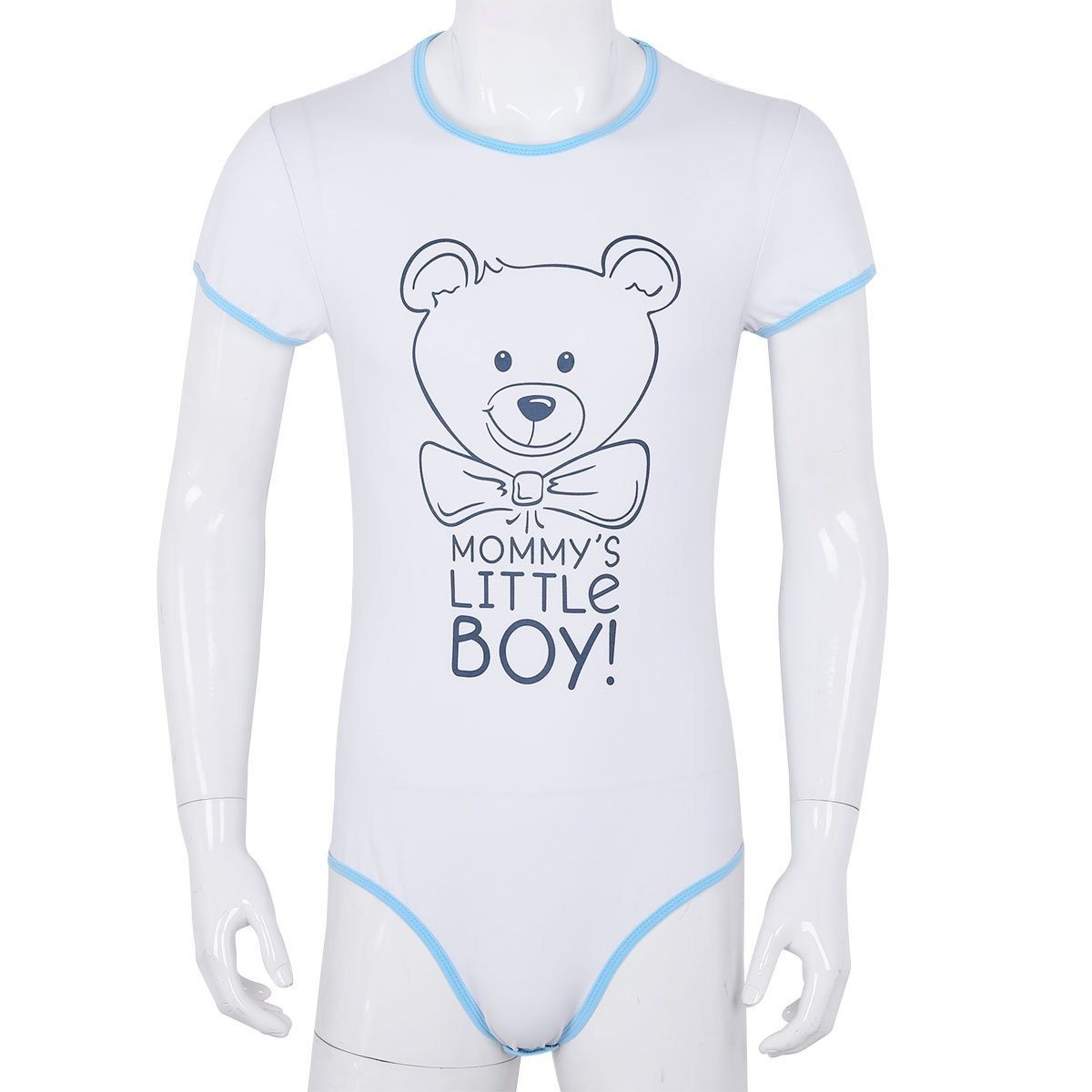 One Piece Adult Baby & Diaper Lover Onesie Sissy Panty Shop