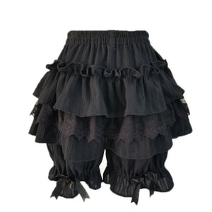 Lolita Ruffled Cotton Bloomers Sissy Panty Shop