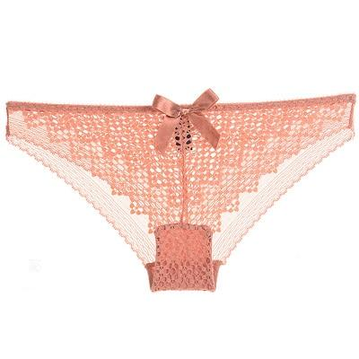 Sissy Lux Lace Panties Sissy Panty Shop Orange S