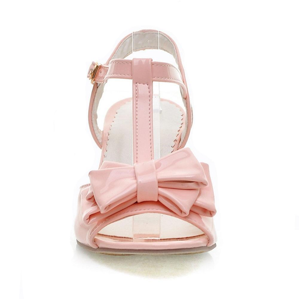 """Tranny Lorena"" Bow Sandals Sissy Panty Shop"