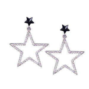 Shining Star Clip On Earrings Sissy Panty Shop