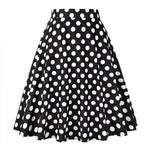 """Sissy Ruth"" Polka Dot Skirt Sissy Panty Shop Black Dot S"