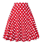 """Sissy Ruth"" Polka Dot Skirt Sissy Panty Shop Red Dot S"