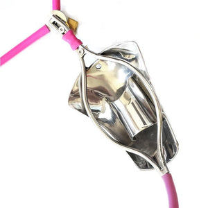 Stainless Steel Chastity Belt Sissy Panty Shop