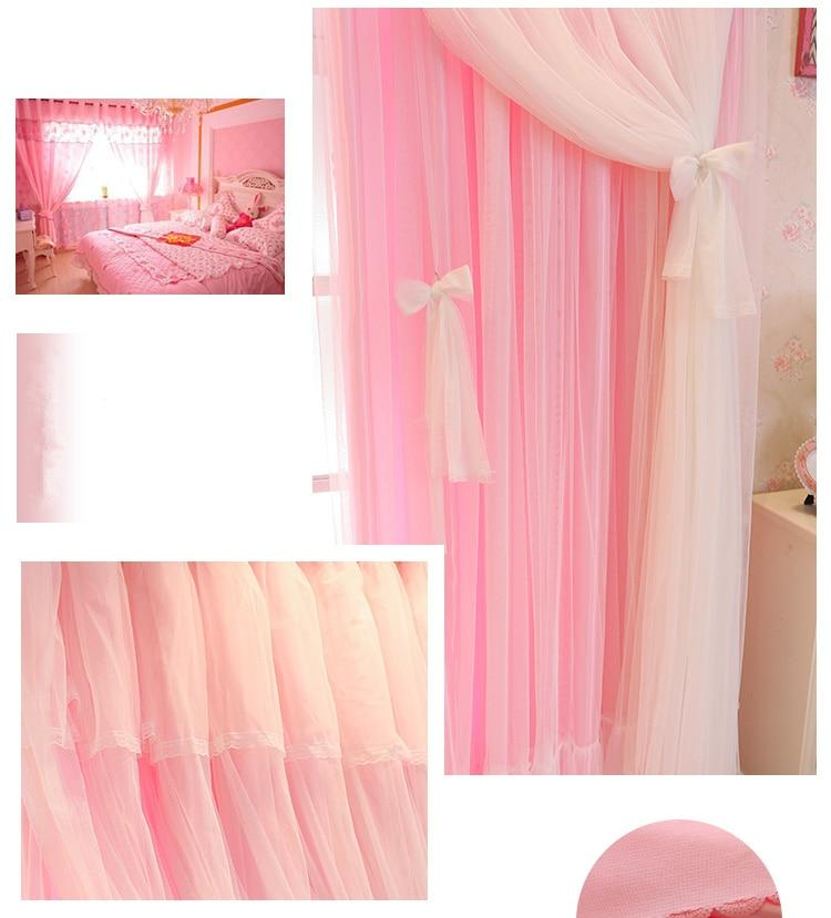 Lace Pink Tulle Curtains Sissy Panty Shop
