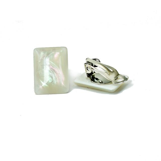 Pearlized Clip On Earrings Sissy Panty Shop 2