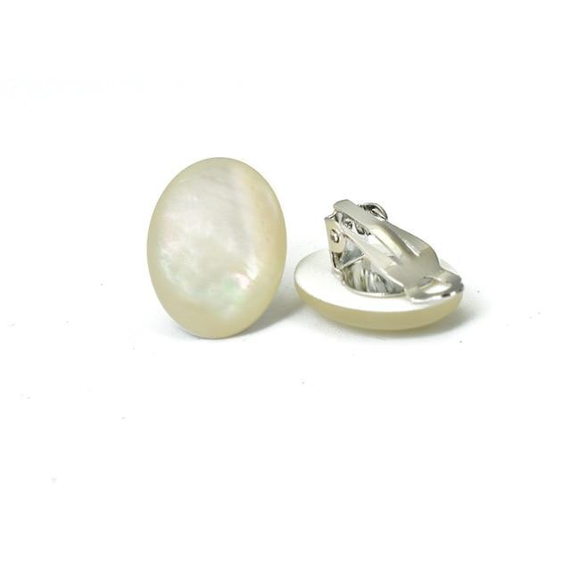 Pearlized Clip On Earrings Sissy Panty Shop 3