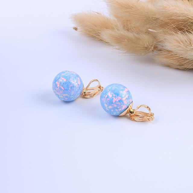 """Sissy Samara"" Clip On Earrings Sissy Panty Shop light blue"