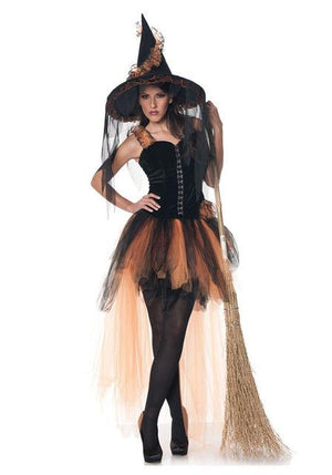 Witch Costume Sissy Panty Shop 3 S
