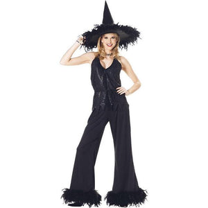 Witch Costume Sissy Panty Shop 4 S