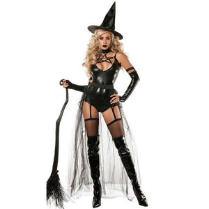 Witch Costume Sissy Panty Shop 6 S