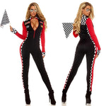 Race Car Driver Costume Sissy Panty Shop